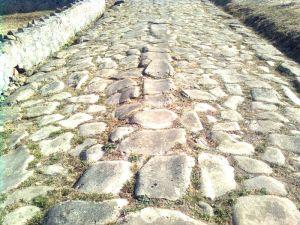 Aici se temină drumului care pornea de la Roma ©7C