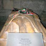 Doar maghiarii depun coroane la sarcofagul lui Ioan de Hunedoara ©7C