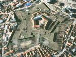 Cetatea Oradei, vedere aeriană