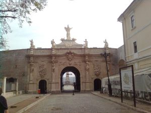 Poarta III, văzută din interior ©7C