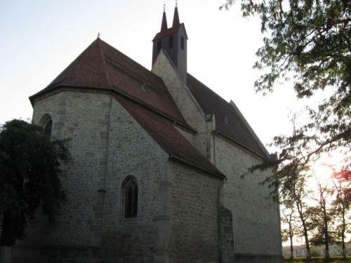 Biserica Calvaria, vedere dinspre nord-est ©7C