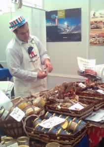 Salamurile franţuzeşti au umplut buzunarele vânzătorului ©7C