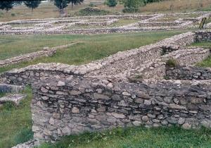 Ruine la Ulpia Traiana Sarmisegetusa